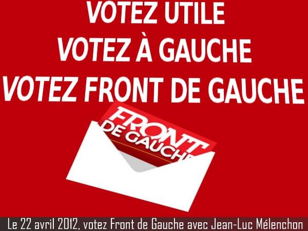 post vote coherent melenchon